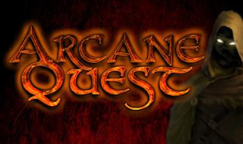 Arcane Quest Logo